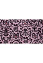 Soft Sweat Scherenschnitt pink schwarz