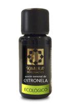 Aceite esencial de Citronela Ecologico 15 ml