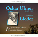 Ulmer-Fan: Die CD Ulmer Klavierlieder und die neue Hafis CD, beide signiert