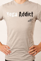 Yoga Addict Men's T-Shirt