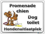 Espace pour chiens