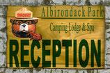 Réception personnalisée