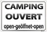 Camping Ouvert