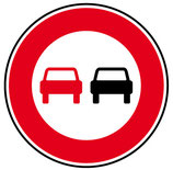 "B3 ""interdiction de dépasser"""