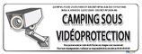 Camping sous vidéo protection