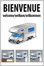 Bienvenue camping car