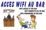 Wifi au bar