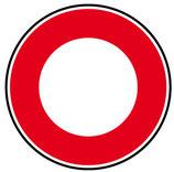 "B0 ""circulation interdite"""