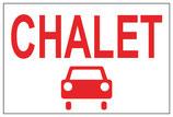 Parking chalet