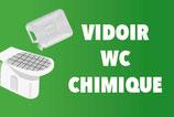 Vidoir WC Chimique avec image