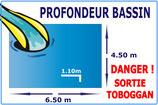 Profondeur bassin