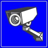 Pictogramme vidéo protection