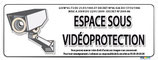 Espace sous vidéo protection