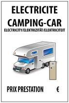 Camping car électricité