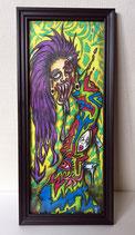 『紫の狂気』原画