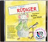 CD Ratze-Fatze-Rüdiger – Eine kleine Ratte mit Pfiff