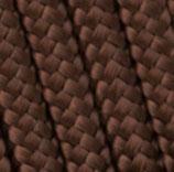 1m PPM-Seil Mousse Au Chocolat, 6mm oder 8mm
