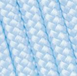 1m PPM-Seil Ice Blue, 6mm oder 8mm