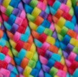 1m PPM-Seil Rainbow, 6mm oder 8mm