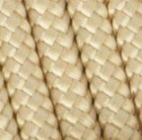 1m PPM-Seil Golden Pearl, 6mm oder 8mm
