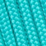 1m PPM-Seil Fresh Turquoise, 6mm oder 8mm