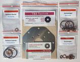 Mengenteiler Reparatursatz Dichtsatz PORSCHE 928/S 0438 100 027 / 00438 100 038