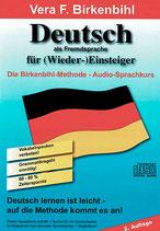 Deutsch als Fremdsprache für (Wieder-) Einsteiger