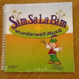 SimSaLaBim Wunderwelt Musik (Buch inkl. CD)