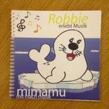 Robbie erlebt Musik (Buch inkl. CD)