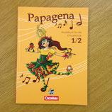 Papagena Musikbuch für die Grundschule 1/2