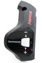 Shimano indicator-afdekkap 3-speed SL-3S41