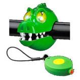 Crazy Stuff kinderfietsverlichting - krokodil