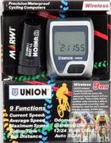 Union fietscomputer 9WN wireless