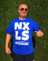 "T-Shirt ""NXLS powered by DJ Düse"""