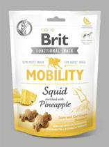 Brit Care Dog Functional Snack Mobility Squid 150 g