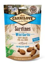 Soft Snack Sardines with Wild Garlic 200g