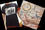 Pack Camiseta + Cd