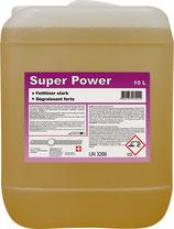 Super Power 10l , Fettlöser stark