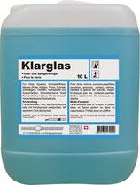 Klarglas 10l, Glasreiniger inkl. VOC-Abgabe*