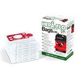 Hepa-Flo Hochleistungsfilter NVM1CH - Pack à 10 Stück