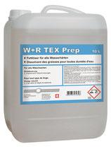 W+R Tex Prep 10l , Waschkraftverstärker für fettige Wäsche inkl. VOC-Abgabe*