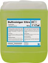 Duftreiniger citro 10l, inkl. VOC-Abgabe*