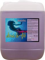 Dusch-fit 200ml Spenderflasche  exotic / ocean / créme / peach / relax