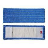 """Microfasermopp """"Blue Line"""" blau 50cm - mit Taschen"""