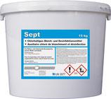 Sept 15kg , Chlorabspaltendes Bleichmittel