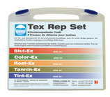 Tex Rep Set  5x 200ml (Tint-Ex, Tannin-Ex, Blut-Ex, Rost-Ex, Color-Ex)