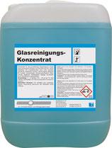 Glasreiniger-Konzentrat 10l