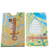 Amsterdam Map Grinder Card