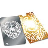 Lion Grinder Card