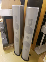 SOLD - Piega Loudspeakers Pair Modell P4 XL Mk2, Active for B&O Systems with PowerLink's